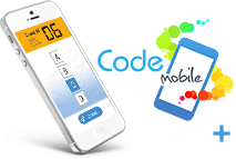 E-learning sur code mobile